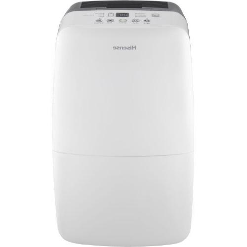 70 Pt. 2-Speed Dehumidifier with Built-In Pump