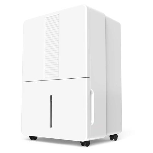 hOmeLabs 70 Pint Dehumidifier Featuring Intelligent Humidity