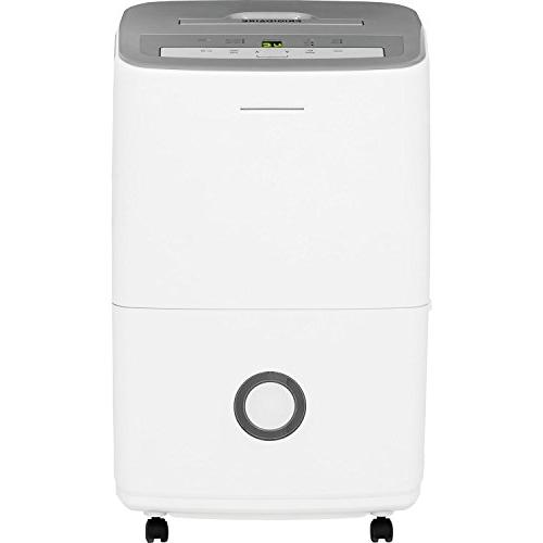 70 pint dehumidifier with effortless humidity control