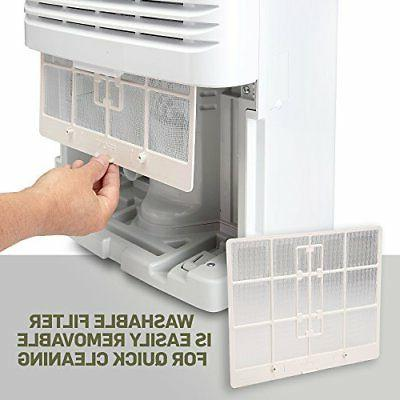 Ivation Pint Energy Star Dehumidifier For Up