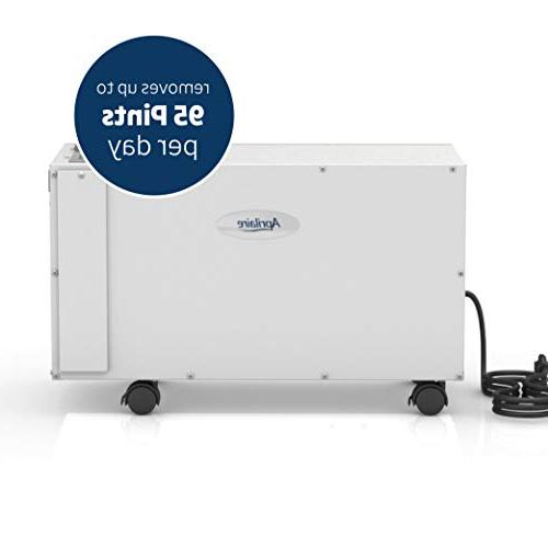 Aprilaire 1850F Basement Pro Dehumidifier for Basements to 3000 sq.