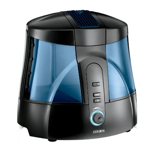 HoMedics UHE-WM65 Warm and Cool Mist Ultrasonic Humidifier