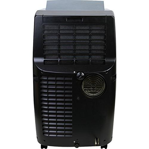 Honeywell MN12CES 12000 Portable AC, for 400-550 Washable Air Filter, Thermal Overload Protection, Remote