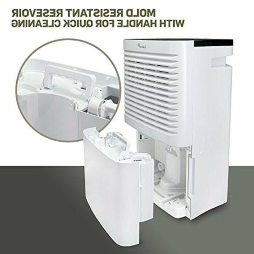 Ivation 70 Pint Energy Star Dehumidifier WITH PUMP - 4,500 Sq Ft
