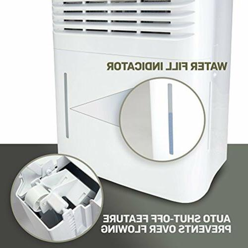 Ivation Pint Star Dehumidifier - For 4,500