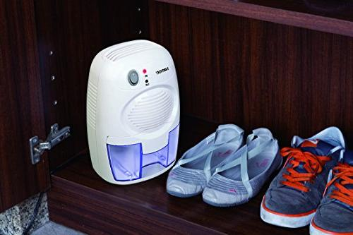 Thermo-Electric Dehumidifier for Smaller Room, Cupboard, Attic, Boat, Antique Car