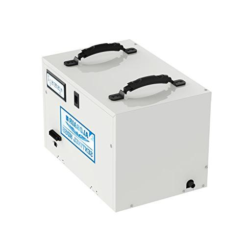 AlorAir Basement/Crawlspace Dehumidifiers 5 HGV Defrosting, Star Listed, coating, up to 1,300 Ft, Remote