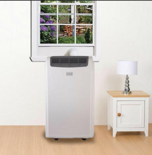 Black and Decker 12,000 BUT AC, Heater, Dehumidifier And Fan