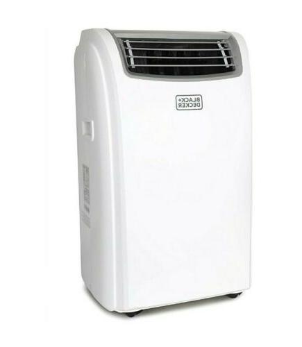 black and decker bpact12hwt portable air conditioner