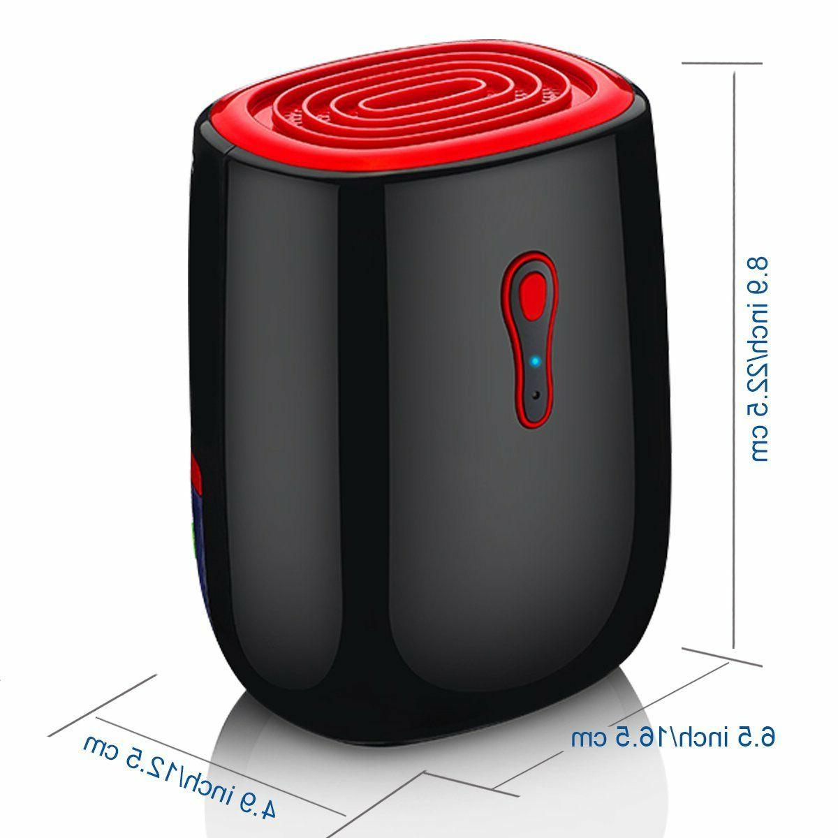Black Portable Electric Air Dehumidifier 215 Off