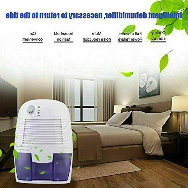 Electric Home Air Dehumidifier Quiet Drying f