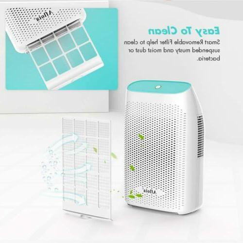 Afloia Electric Dehumidifier Home Bathroom 2000ML,Portable