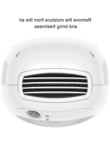 Electric Mini Dehumidifier,1500 ft. Compact for High Humidity