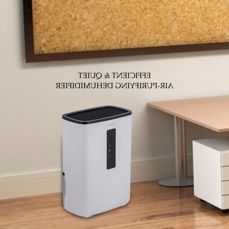 electronic home dehumidifier with uv light