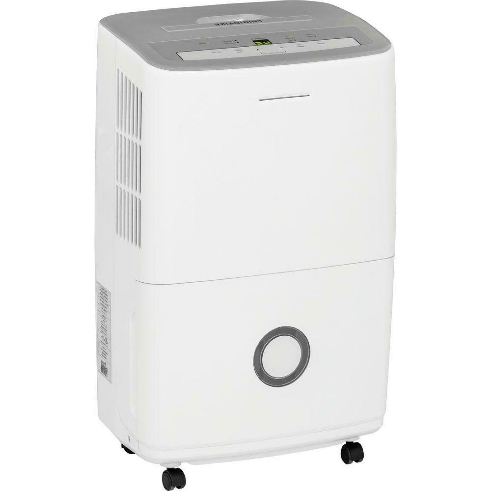 energy star 30 pint dehumidifier with effortless
