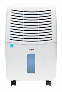 Haier Energy Star 50 Pint Electronic Dehumidifier HEH50ET-T,