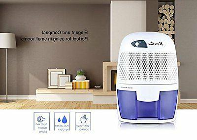 KEDSUM Approved Small Thermo-Electric Dehumidifier, Feet for Smal