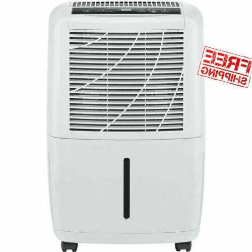 Haier HE30ERLEAB 30-Pint Dehumidifier White Factory Recondit