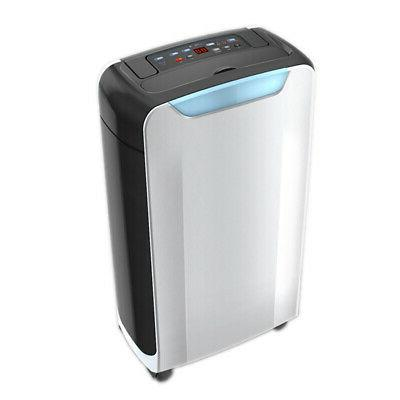 Eurgeen Home Dehumidifier with the of Ioniser and Drying clothes pint bathroom, rooms