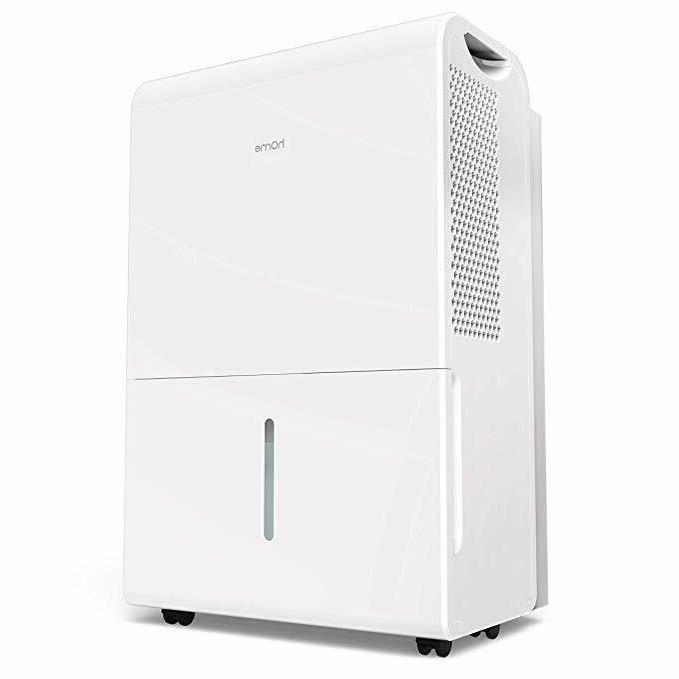 hOmeLabs 4000 Sq Ft Dehumidifier 70 Pint Energy Star Safe Mi