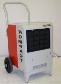 Ebac Kompact Dehumidifier - Low Temp Industrial Dehumidifier