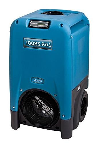 Dri-Eaz F410 LGR 30-gallon Portable High-Heat