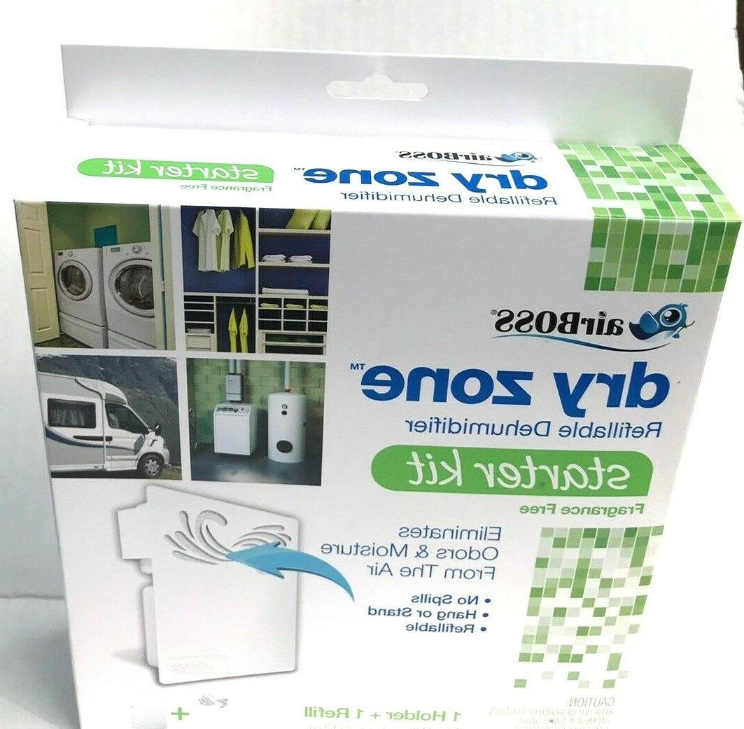 NEW Boss Dry Zone Dehumidifier Kit