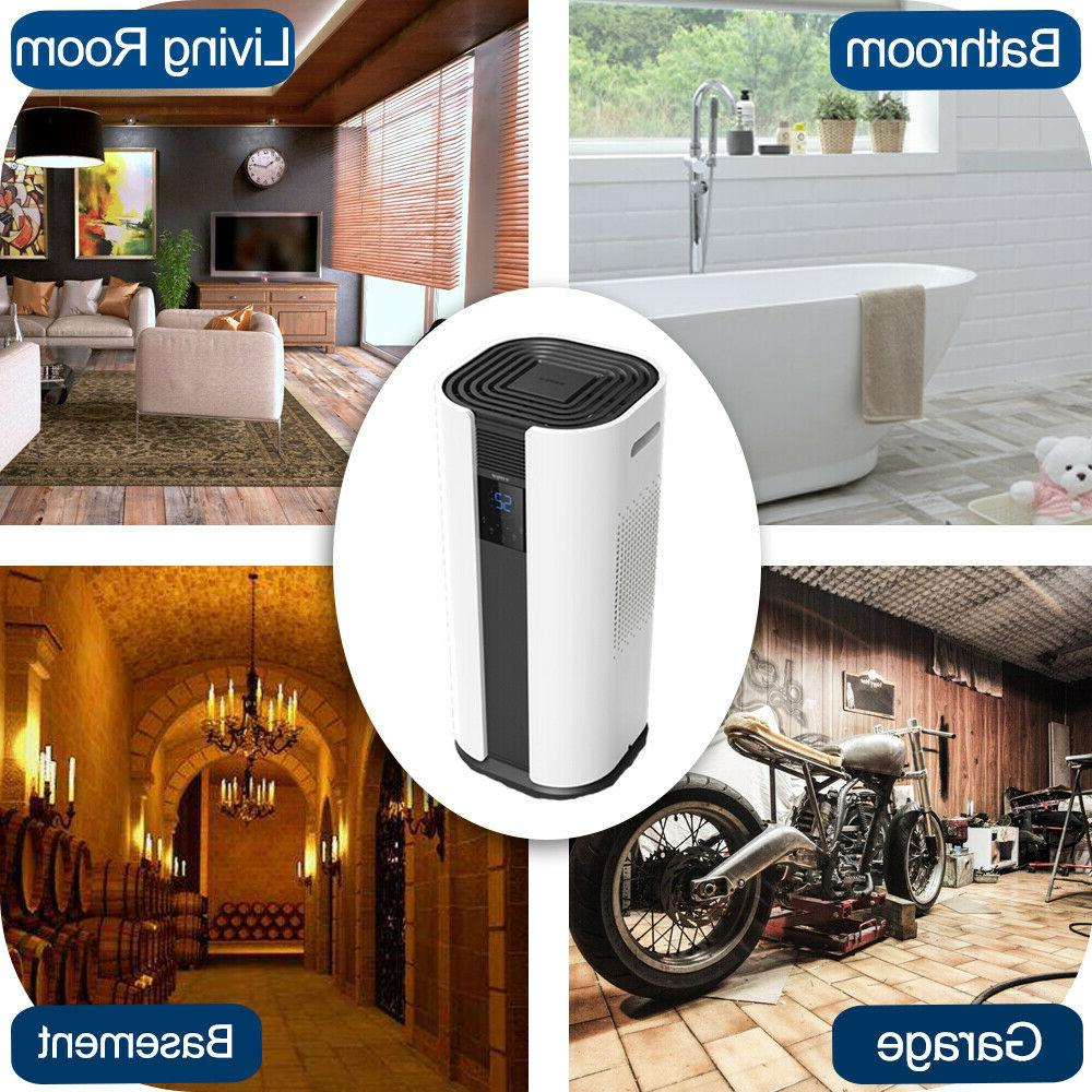 Portable Piston Dehumidifier for Basement Large