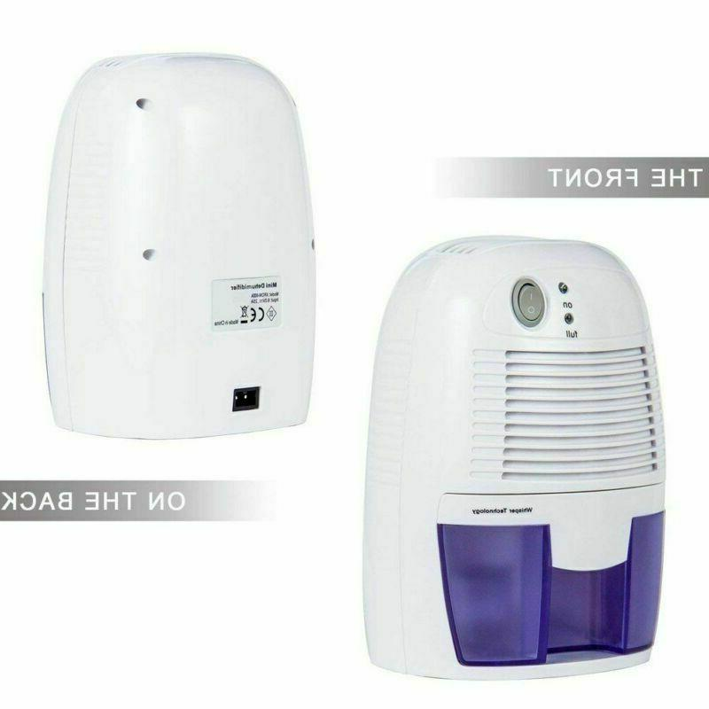 Portable Dehumidifier Dryer Rooms Bathroom