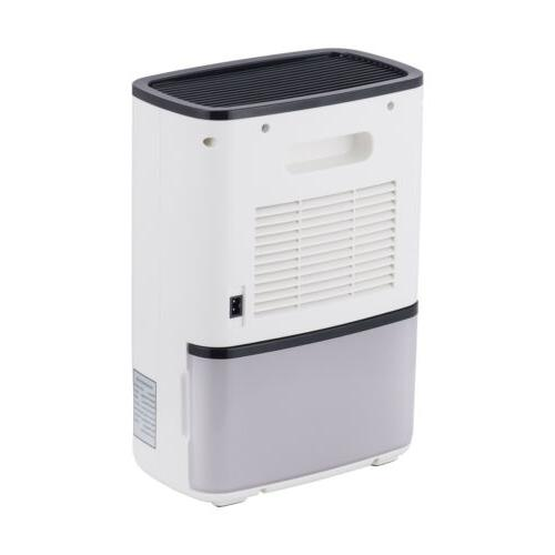 Portable Dehumidifier Basement, Ultra-Quiet light