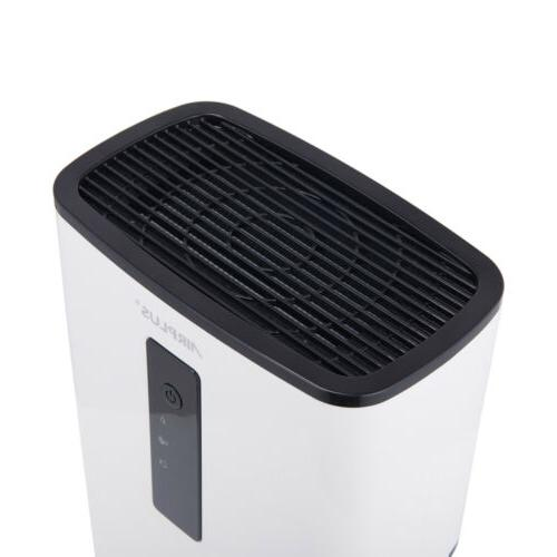 Portable Dehumidifier for Basement, Bathroom, light