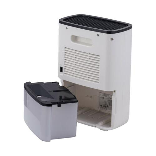 Portable Dehumidifier for Rooms, Basement, Bathroom, Cubic Feet