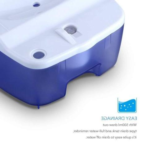 Portable Electric 500ml Air Moisture Absorber Drying