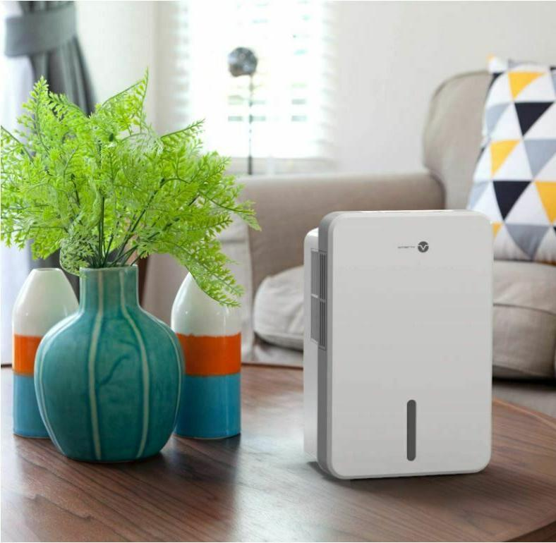 Portable Electric Dehumidifier Automatic Off Office Bedroom