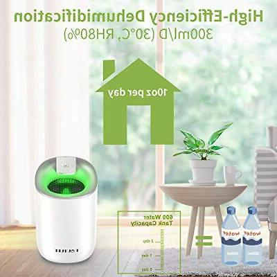 Portable Electric Home Bedroom Air Ultra Quiet 600ml