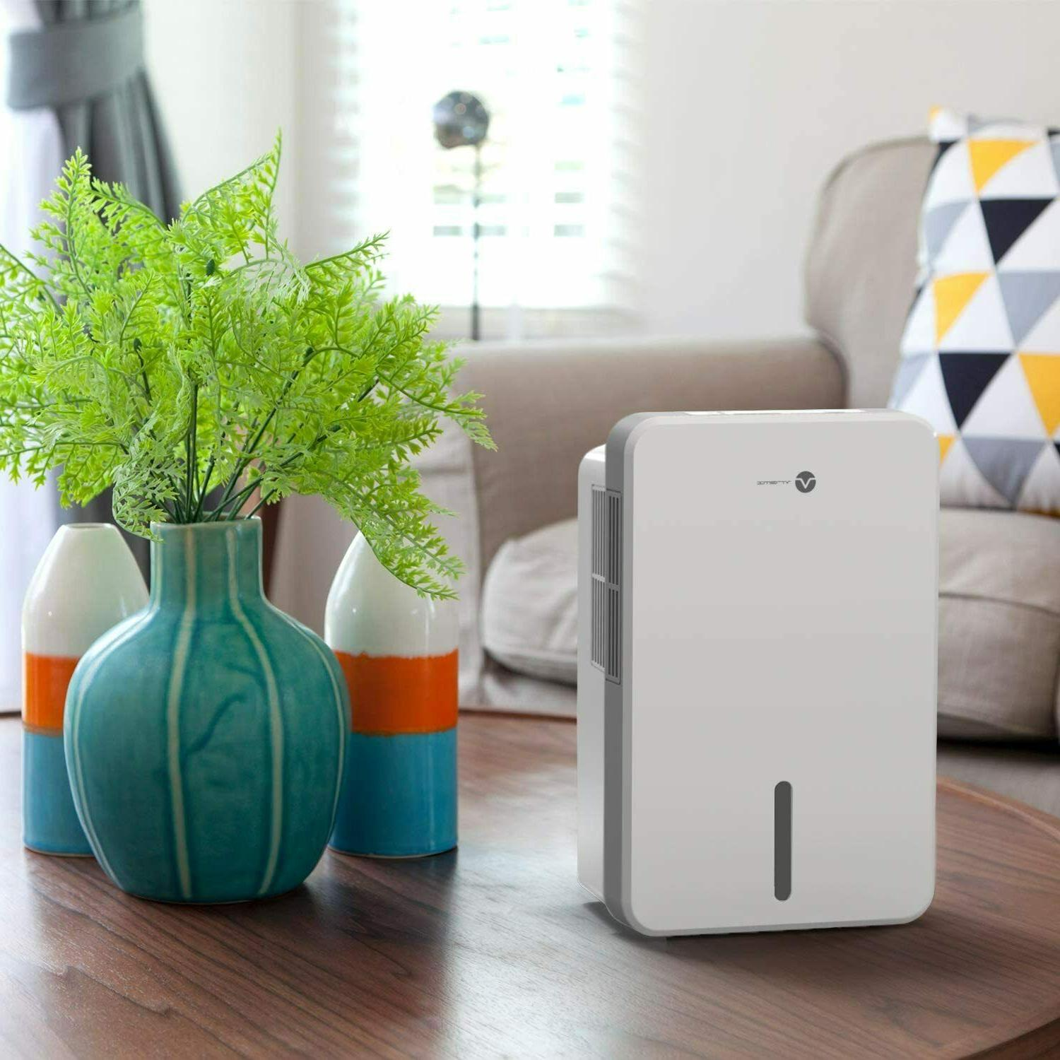 1 Dehumidifier Small Spaces up sq ft