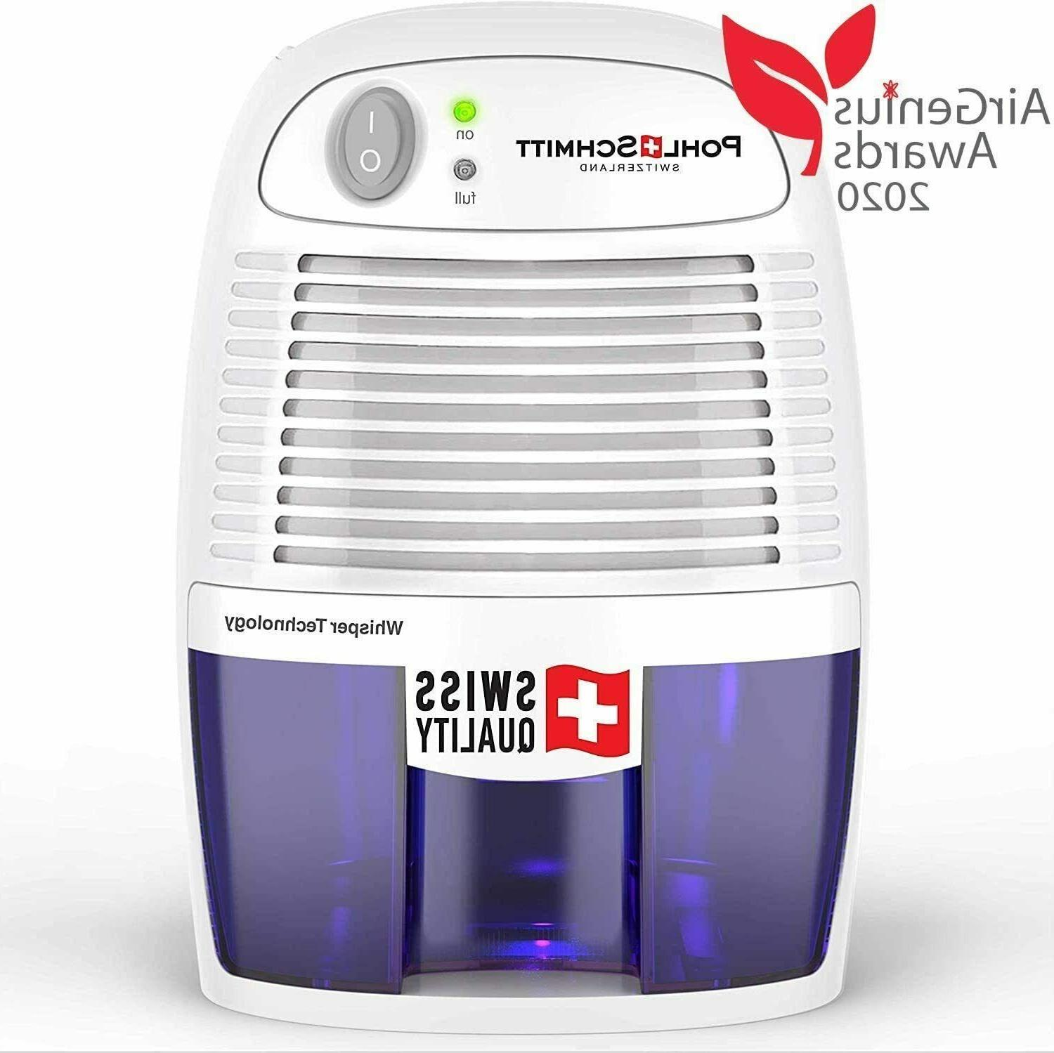 Portable Mini Dehumidifier Home Removing Air Bathroom