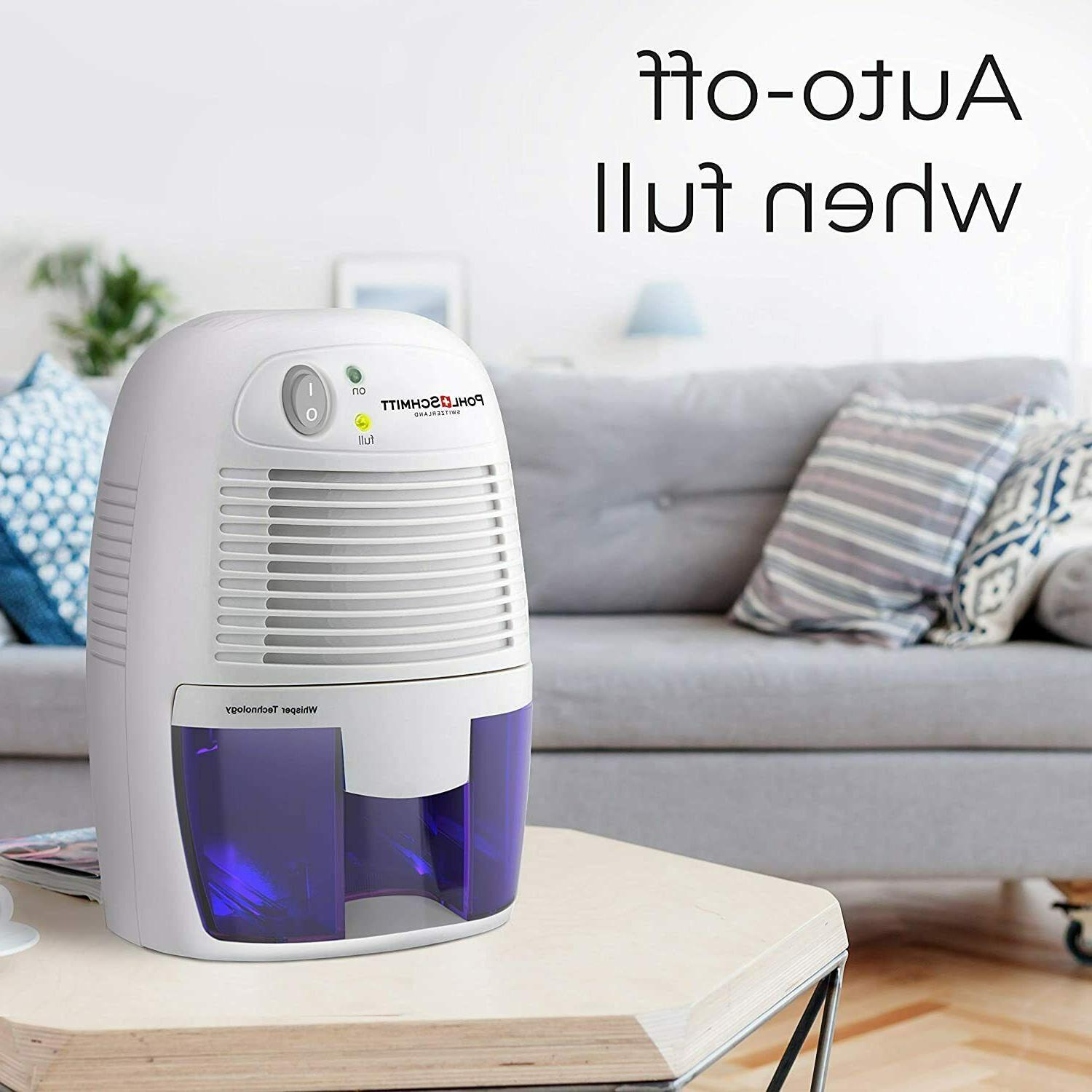 Portable Mini Removing Air Bathroom Ultra Quiet