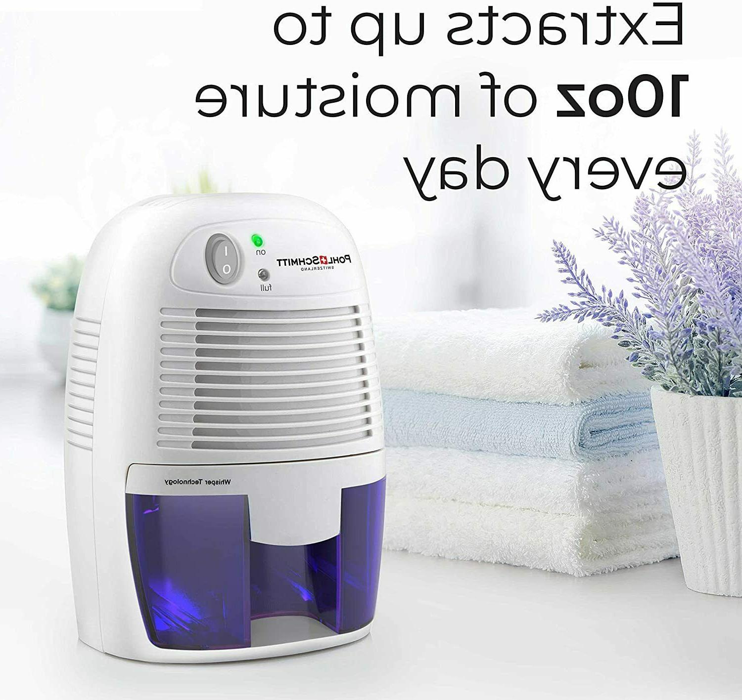 Portable Dehumidifier Home Removing Bathroom Ultra