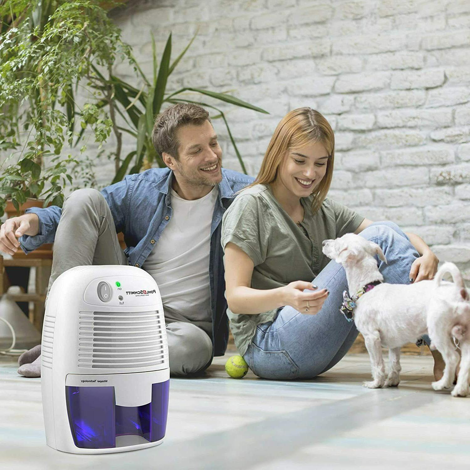 Portable Mini Dehumidifier Home Removing Room Bathroom Ultra