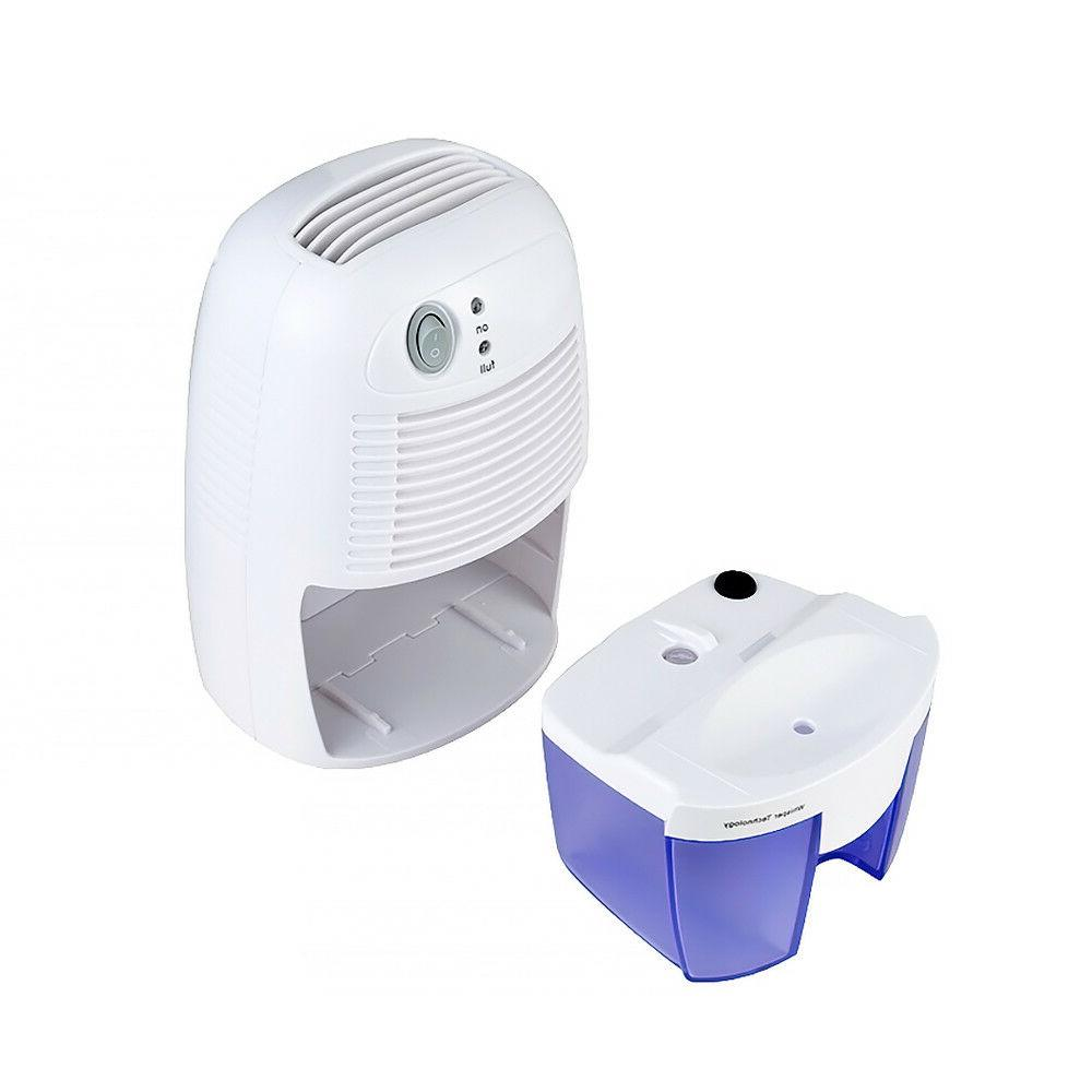 Portable Mini Dehumidifier Quiet Electric Home Drying Absorber