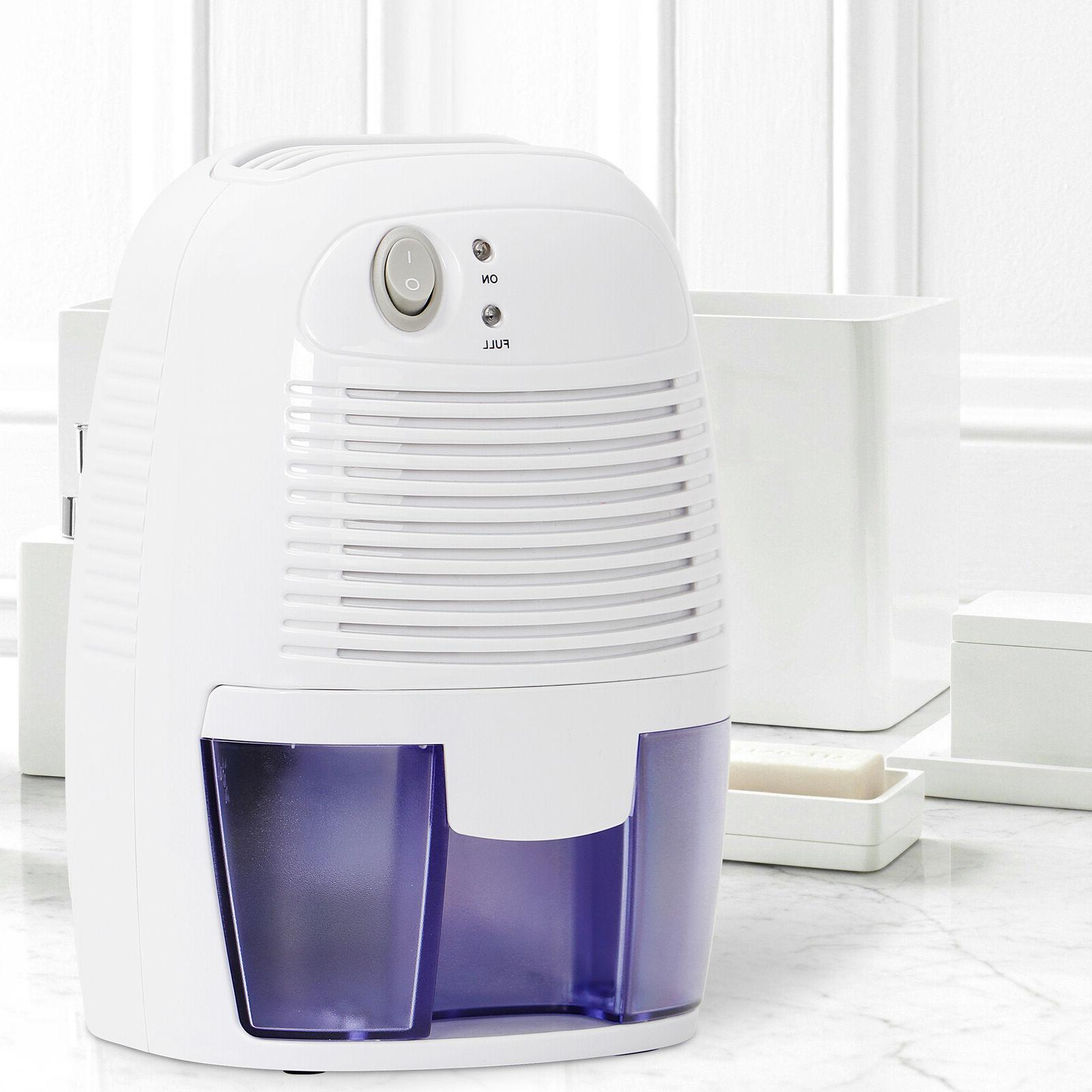 small space dehumidifier with auto shut off