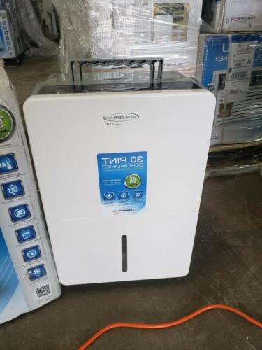 Soleus TDA30 White 30 energy star with