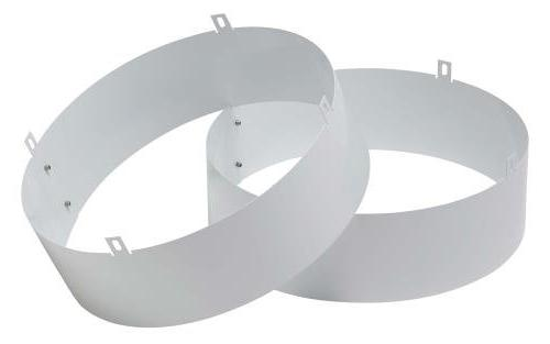 supply air duct collar