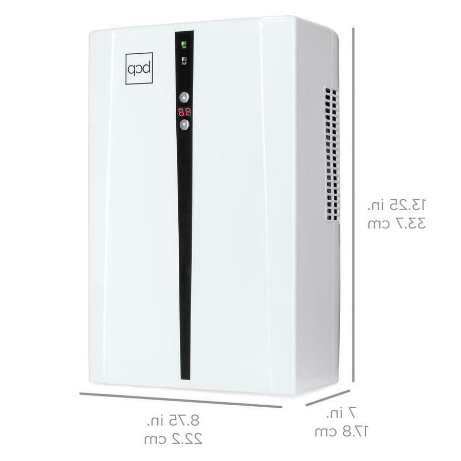 Thermo-Electric Water Tank Humidistat Quality Purifier