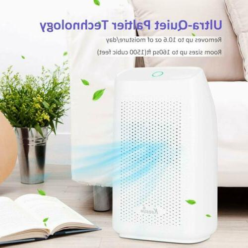 US Humidity&Moisture Remover Dehumidifier Quiet Electric  fo