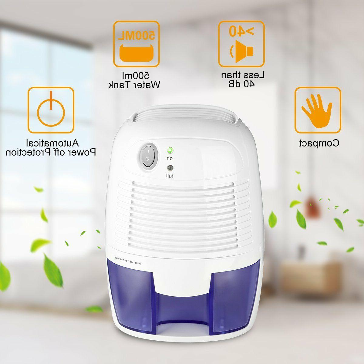 LUOYIMAN White Portable Dehumidifier Home Intelligent