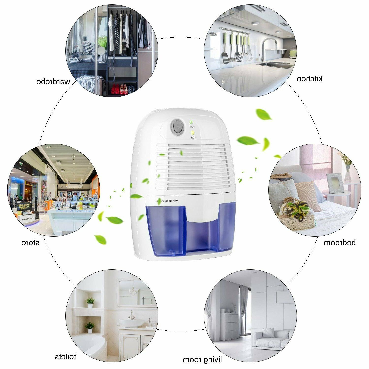 LUOYIMAN Electric Portable Dehumidifier for Home Intelligent