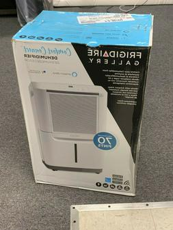 NEW Frigidaire 70 Pint Dehumidifier Comfort Connect