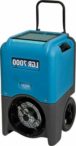 NEW Dri-Eaz LGR 7000XLi F412 29 Gallon Compact Portable Refr